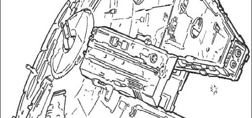 Ausmalbilder Star Wars-29