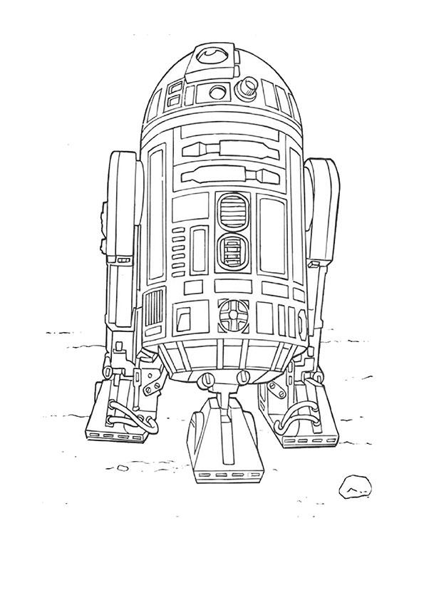Star Wars Malvorlagen Din A4 My Blog