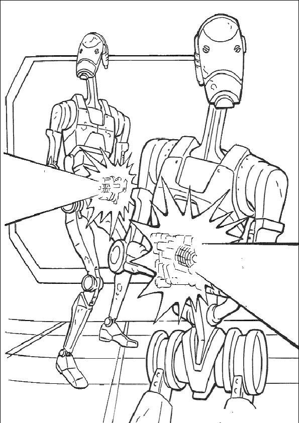 Ausmalbilder Star Wars-47