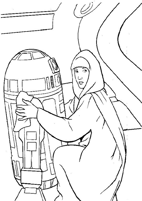 Ausmalbilder Star Wars-58